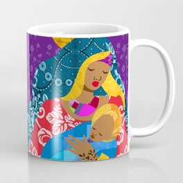 Virgin Mary and Child Coffee Mug