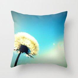 Lomo Dandy fine art photography Throw Pillow