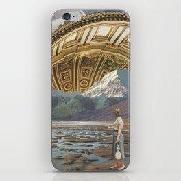 Vast Canopy iPhone Skin