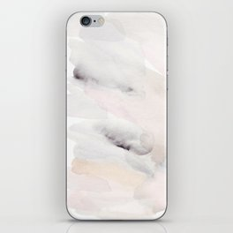 My Gem - Elegant Abstract Watercolour Art iPhone Skin