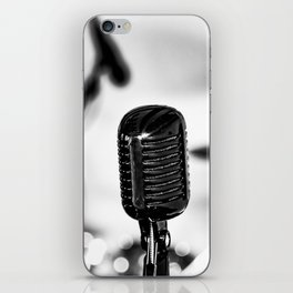 Feel The music iPhone Skin