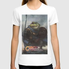 A knightly Frog  T-shirt