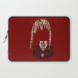 maka albarn soul eater Laptop Sleeve