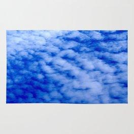 Mackerel sky Rug
