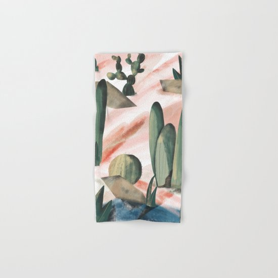 Pasancana & Quehualliu Hand & Bath Towel