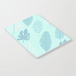 Tropical Foliage Notebook