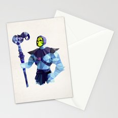 Polygon Heroes - Skeletor Stationery Cards