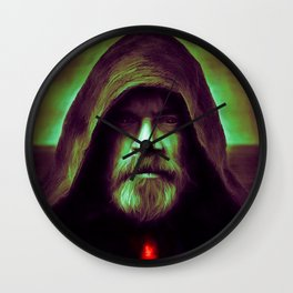 The Last Jedi Wall Clock