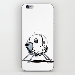 ADORE-A-BOT iPhone Skin