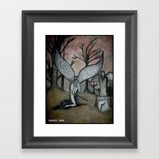 Faithless Framed Art Print