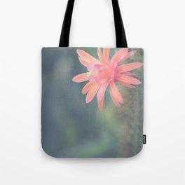 Little Cactus Flower Tote Bag
