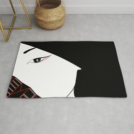 Geisha the Entertainer Rug