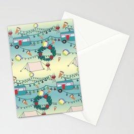 Kiwi Christmas Stationery Cards