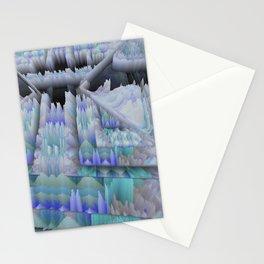 Random 3D No. 244 Stationery Cards