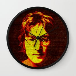 imagine you were here right now  Wall Clock