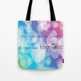 Charisma Bokeh Tote Bag