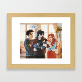 Godfather Sirius Framed Art Print