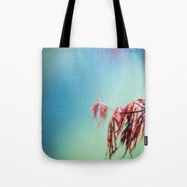 Blue Melody Tote Bag