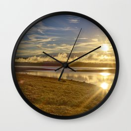 A New Dawn Wall Clock