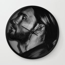 Letomania Wall Clock