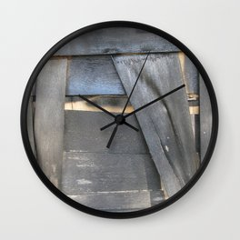Mummy's the Word  Wall Clock