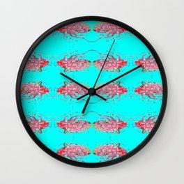 Palmetto I  Wall Clock