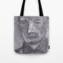 Grey Tote Bag