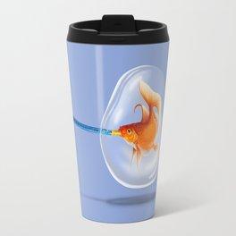 Popper (Colour) Travel Mug