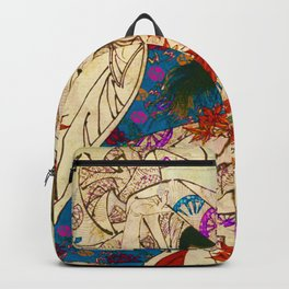 Asian Wind Backpack