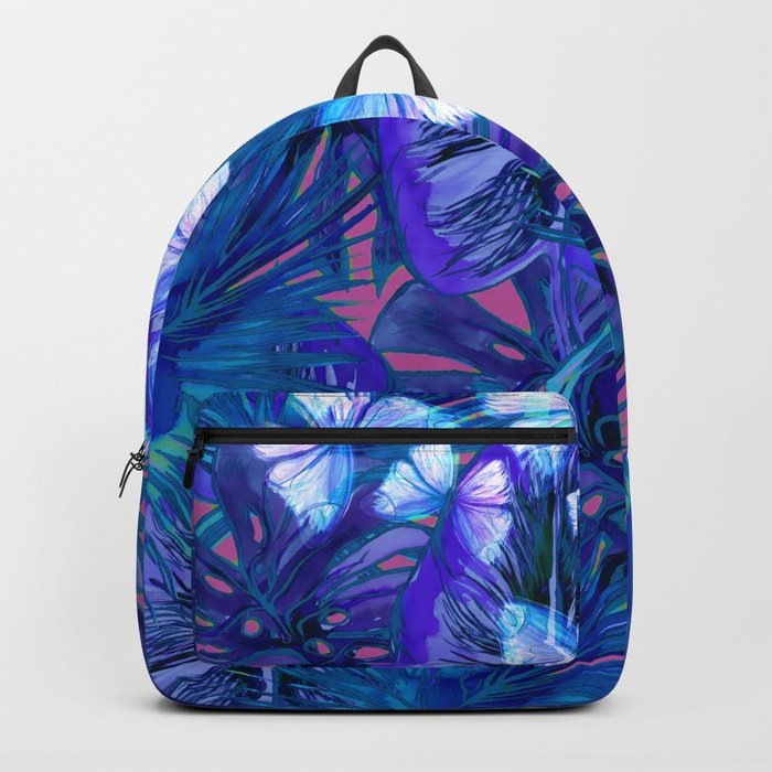 My Tropical Garden 7 Backpack
