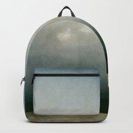Caspar David Friedrich - The Monk by the Sea Backpack