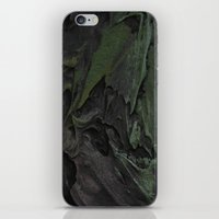 abyss iPhone & iPod Skins featuring Abyss by Kes Nova