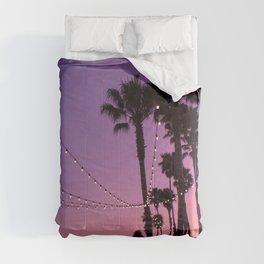 Lit Sunset Comforters