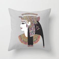 EGYPTIAN GODDESS Throw Pillow