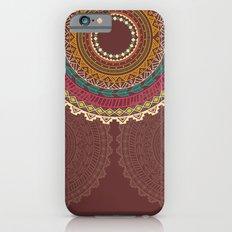 Aztec ornament Slim Case iPhone 6s