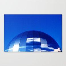 The Blue Planet Canvas Print