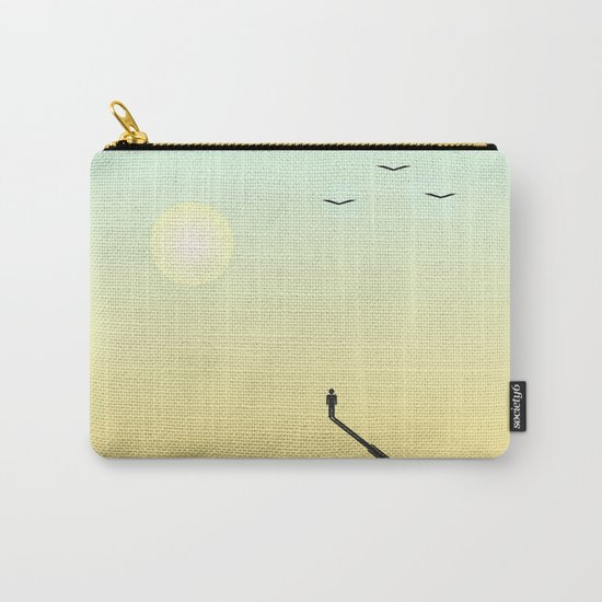 You Are Here Carry-All Pouch