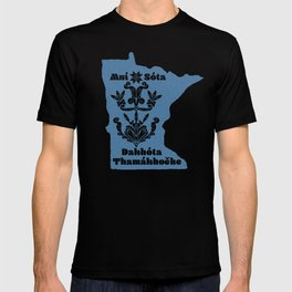 Minnesota: Dakota Homelands T-shirt