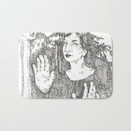 Portrait of Maya Deren Bath Mat