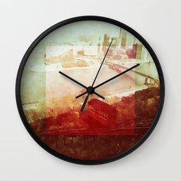 Duquesne Wall Clock