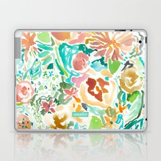 SANTA CRUZ FLORAL Laptop & iPad Skin