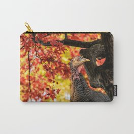 HAPPY THANKSGIVING   FROM WILD TURKEY Carry-All Pouch