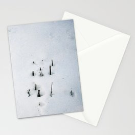 Snow #1 Stationery Cards