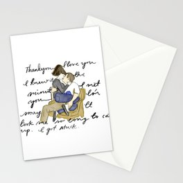 Silver Linings Playbook Stationery Cards