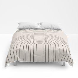 Arch Art Comforters