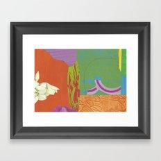 Spring's Hope Framed Art Print
