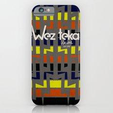 Eastachi -Wezteka Union. Slim Case iPhone 6s