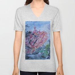 Scorpionfish Unisex V-Neck