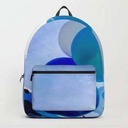 Blue Baloon Backpack