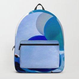 Blue Baloon Backpack